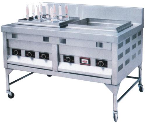 组合式粉面炉LD