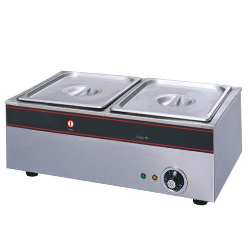 2盆电热汤池